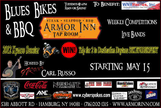Bikes Blues And Boom Events